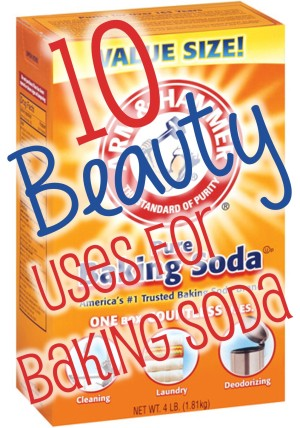 Beauty Uses For Baking Soda