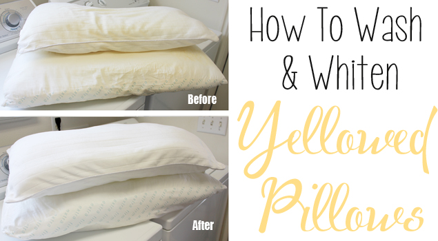 http://www.onegoodthingbyjillee.com/2013/02/how-to-wash-whiten-yellowed-pillows.html